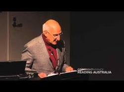 David Malouf officially launches Reading Australia